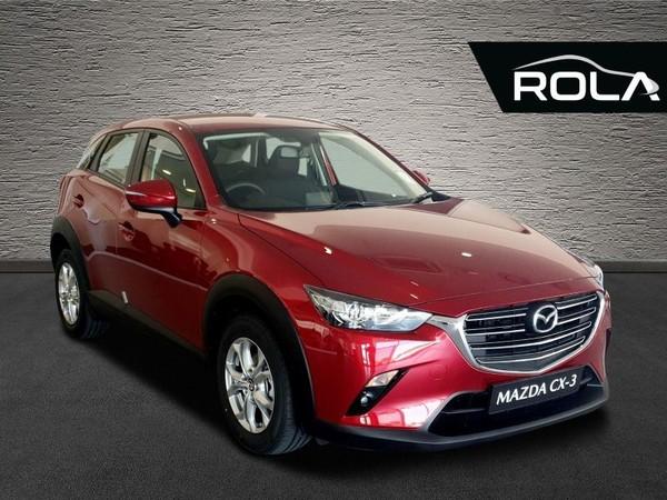 2020 Mazda CX-3 2.0 Dynamic Western Cape Firgrove_0