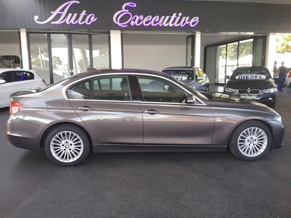 2012 BMW 3 Series 320d Luxury Line At f30  Western Cape Western Cape_0