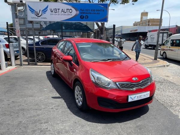 2012 Kia Rio 1.2  5dr  Western Cape Cape Town_0