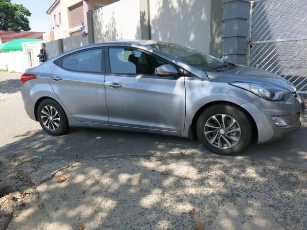 2014 Hyundai Elantra 1.6 Gls  Gauteng Rosettenville_0
