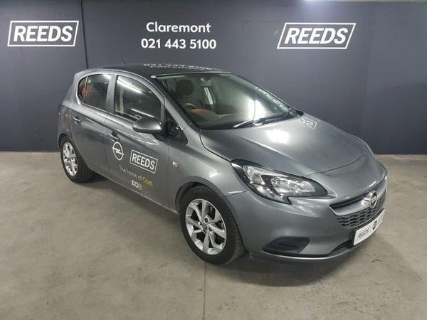 2020 Opel Corsa 1.0T Ecoflex Enjoy 5-Door 66KW Western Cape Claremont_0