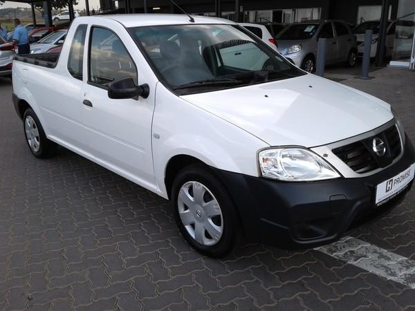 2017 Nissan NP200 1.5 Dci  Ac Safety Pack Pu Sc  Gauteng Roodepoort_0