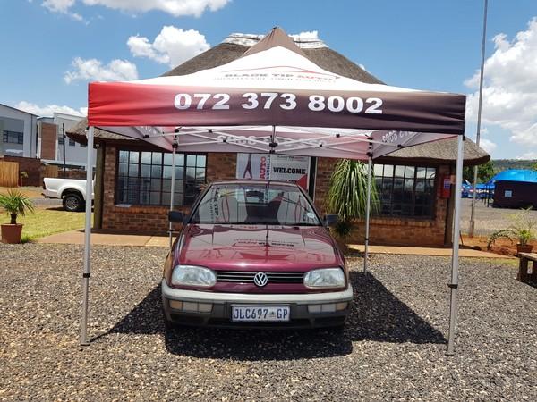 1995 Volkswagen Golf 3 Gsx 1.8 Ac  Gauteng Pretoria_0