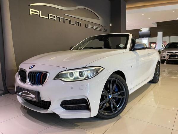 2016 BMW 2 Series M240 Convertible Auto Gauteng Four Ways_0