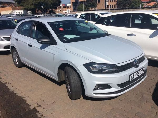 2019 Volkswagen Polo 1.0 TSI Trendline Gauteng Waterkloof_0