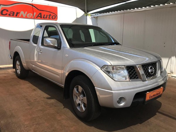 2015 Nissan Navara 2.5 Dci  Xe Kcab Pu Sc  Gauteng Pretoria_0