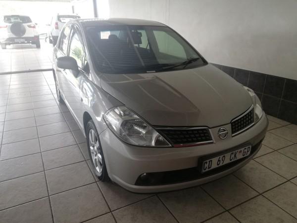 2012 Nissan Tiida 1.8 Acenta h34  North West Province Potchefstroom_0