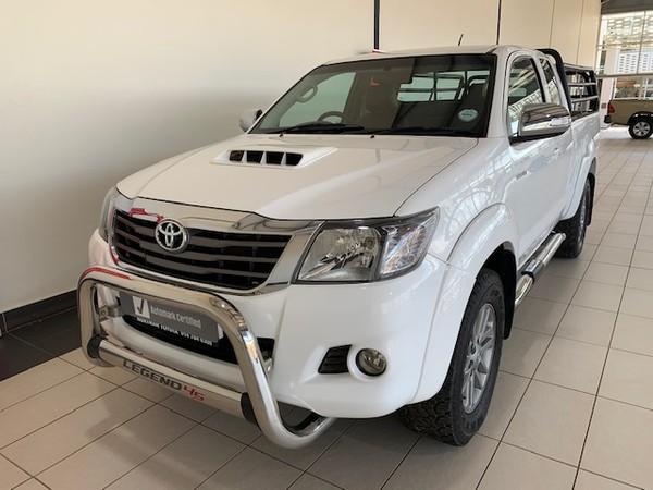 2016 Toyota Hilux 3.0D-4D LEGEND 45 4X4 XTRA CAB PU Limpopo Northam_0