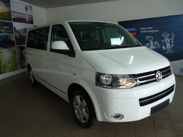 2014 Volkswagen Caravelle 2.0 Bitdi Dsg  Limpopo Louis Trichardt_0