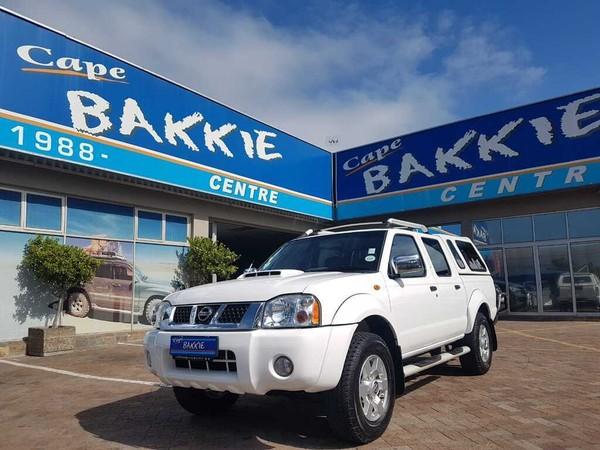 2014 Nissan NP300 Hardbody 2.5 TDi HI-RIDER Double Cab Bakkie Western Cape Parow_0