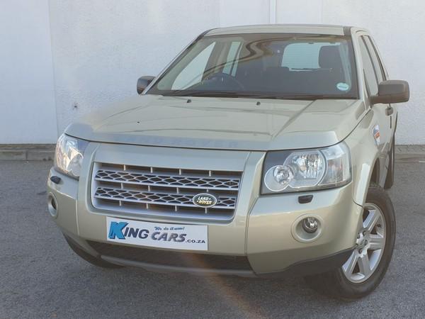 2008 Land Rover Freelander Ii 2.2 Td4 S  Eastern Cape Port Elizabeth_0