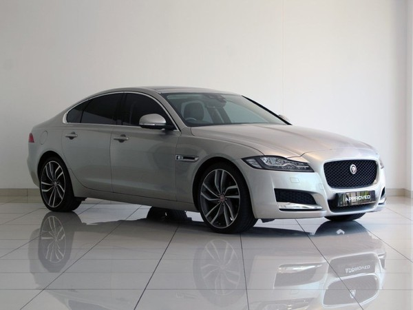 2017 Jaguar XF 25t Portfolio Western Cape Goodwood_0
