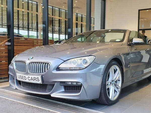 2012 BMW 6 Series 650i CONVERTIBLE AUTO Kwazulu Natal Kwazulunatal_0