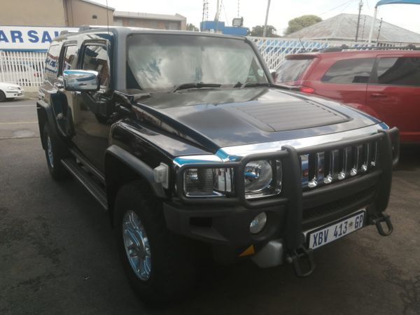 2008 Hummer H3 Adventure At  Gauteng Rosettenville_0