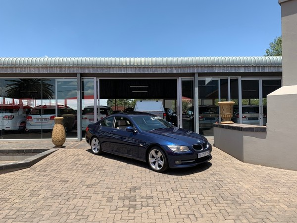 2010 BMW 3 Series 320i Coupe At e92  Mpumalanga Delmas_0