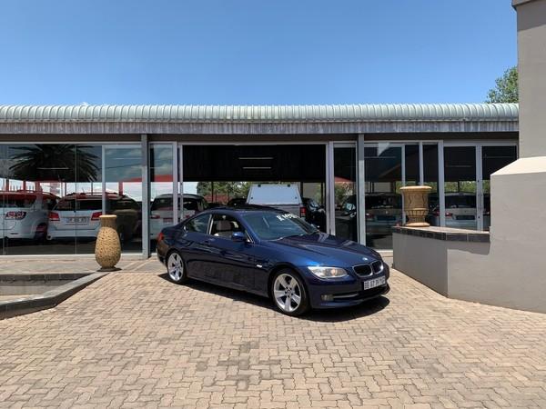 2010 BMW 3 Series 320i Coupe At e92  Mpumalanga Delmas_0