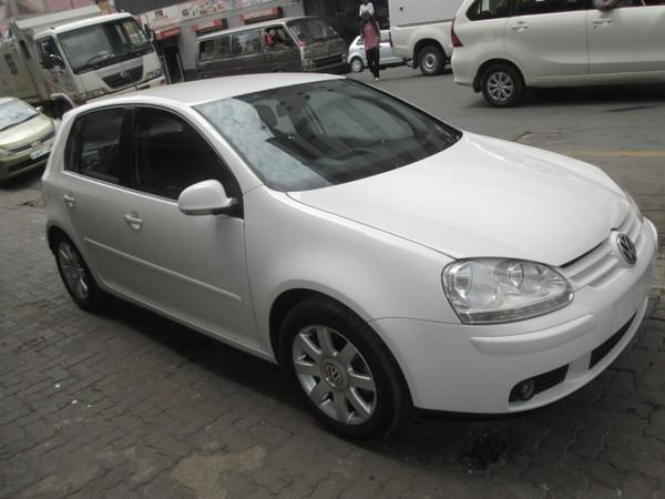 2009 Volkswagen Golf 1.6 Comfortline  Gauteng Johannesburg_0