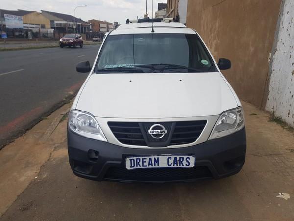 2013 Nissan NP200 1.6  Pu Sc  Gauteng Johannesburg_0