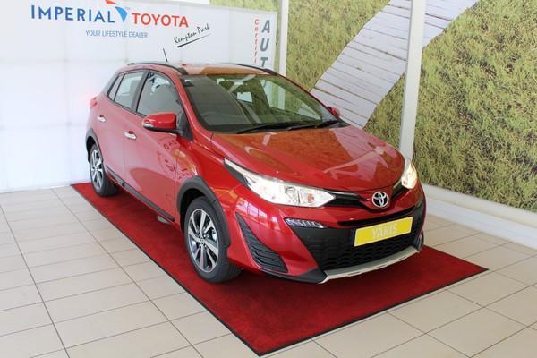 2020 Toyota Yaris 1.5 Cross 5-Door Gauteng Kempton Park_0