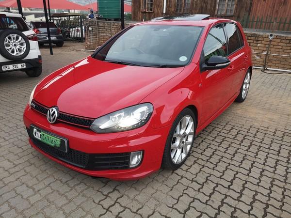 2012 Volkswagen Golf Vi Gti 2.o Tsi  Dsg Ed35  Mpumalanga Mpumalanga_0