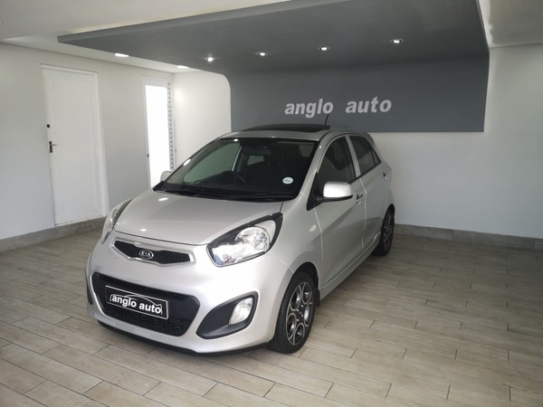 2011 Kia Picanto 1.2 Ex At  Western Cape Athlone_0