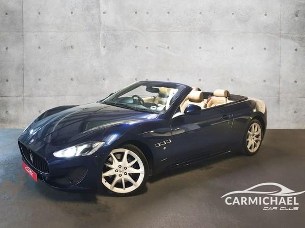 2013 Maserati Granturismo S  Western Cape Western Cape_0