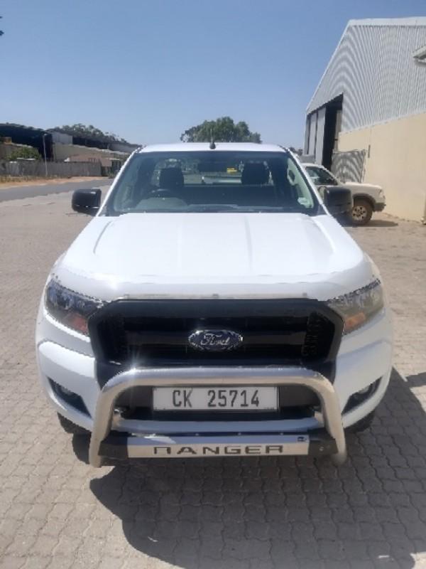 2018 Ford Ranger 2.2TDCi XL PU SUPCAB Western Cape Moorreesburg_0
