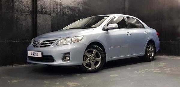 2012 Toyota Corolla 1.6 Sprinter Gauteng Benoni_0