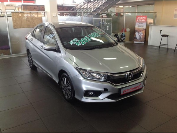 2019 Honda Ballade 1.5 Elegance Gauteng Rivonia_0