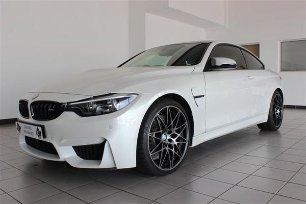 2018 BMW M4 Coupe M-DCT Competition Gauteng Kempton Park_0