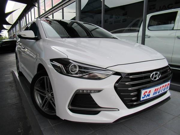 2018 Hyundai Elantra 1.6 GTDI DCT Gauteng Randburg_0