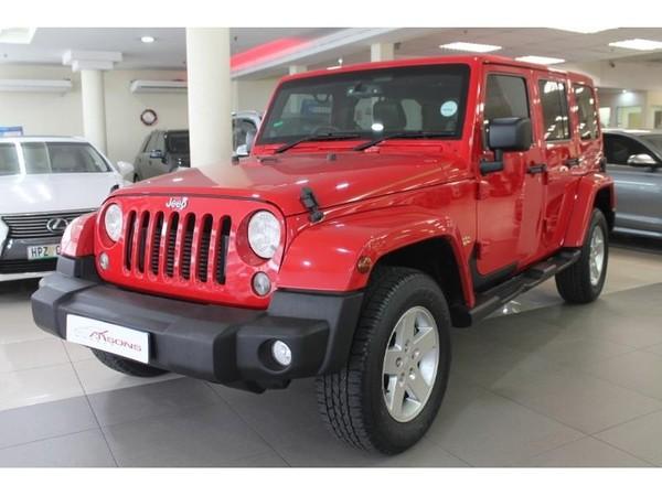 2014 Jeep Wrangler 2.8 Crd Sahara 2dr At  Kwazulu Natal Durban_0