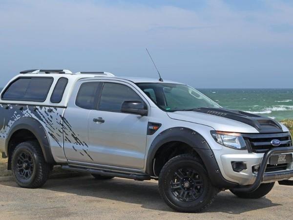 2015 Ford Ranger 3.2tdci Xls 4x4 At Pu Supcab  Kwazulu Natal Umhlanga Rocks_0
