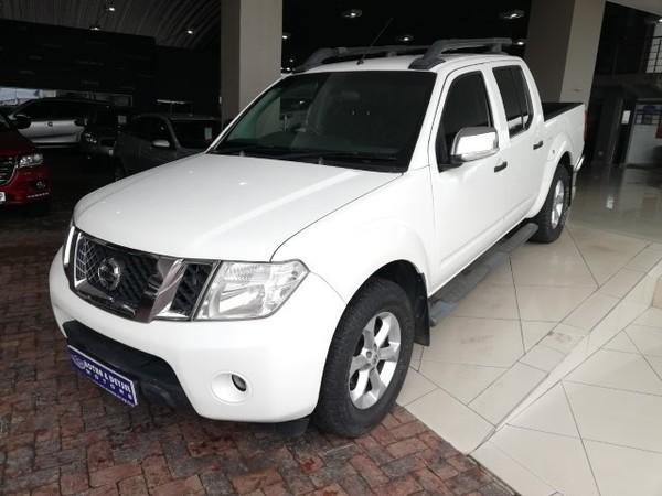 2011 Nissan Navara 2.5 Dci Le 4x4 At Pu Dc  Gauteng Boksburg_0
