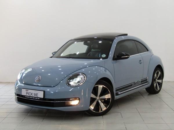 2013 Volkswagen Beetle 1.4 Tsi Sport  Gauteng Pretoria_0