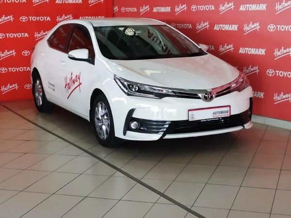 2020 Toyota Corolla 1.8 High Gauteng Sandton_0