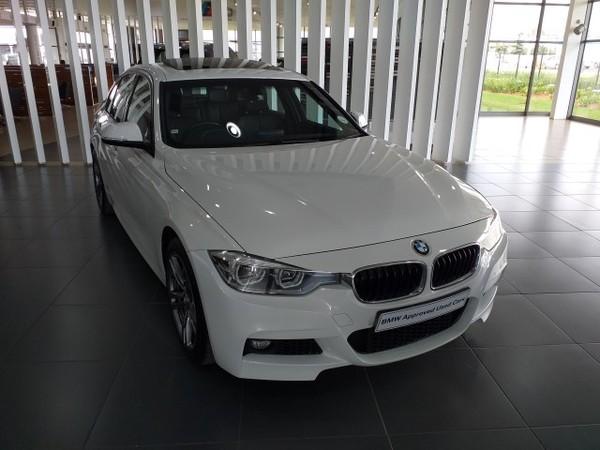 2019 BMW 3 Series 318i M Sport Auto Gauteng Vereeniging_0