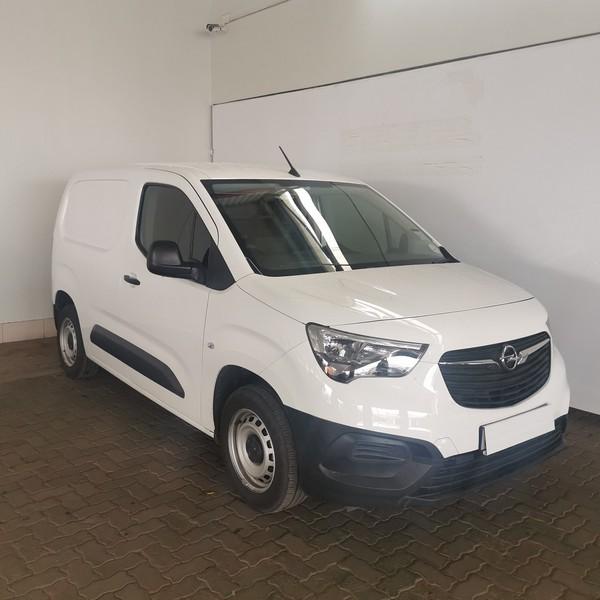 2020 Opel Combo Cargo 1.6TD FC PV Gauteng Vereeniging_0