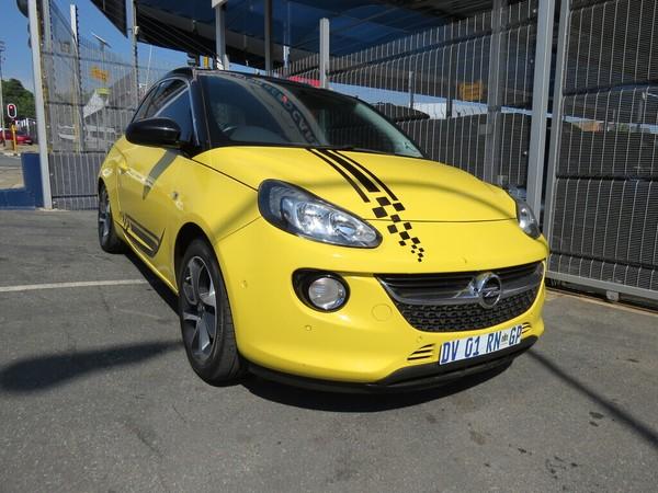 2015 Opel Adam 1.0T JAM 3-Door Gauteng Johannesburg_0