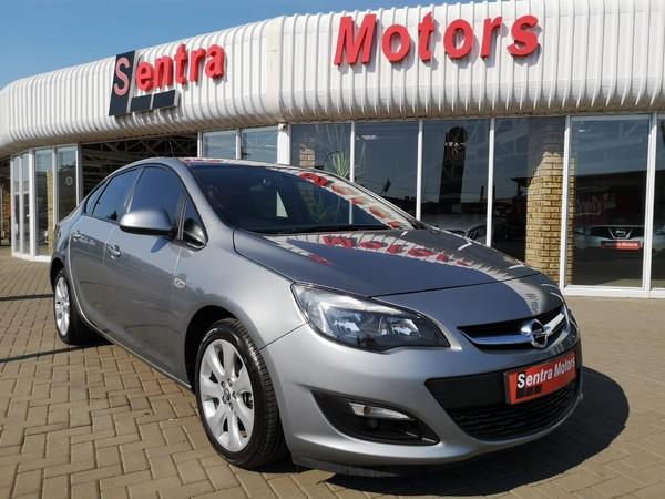 2014 Opel Astra 1.4T Enjoy Auto Free State Bloemfontein_0
