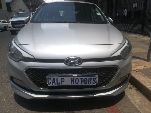 2015 Hyundai i20 1.2 Motion  Gauteng Marshalltown_0