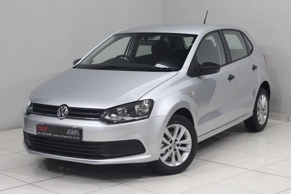 2020 Volkswagen Polo Vivo GP 1.4 Trendline 5-Door Gauteng Nigel_0
