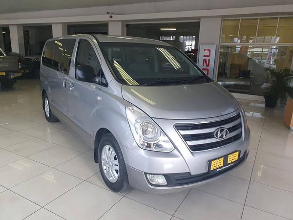 2017 Hyundai H1 2.5 CRDI Wagon Auto Mpumalanga White River_0