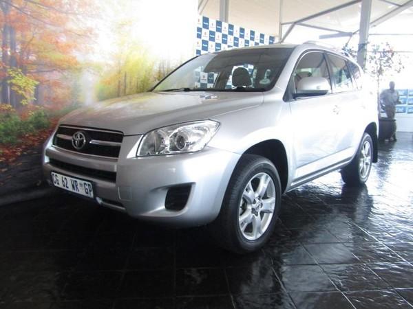 2013 Toyota Rav 4 Rav4 2.0 Gx At  Gauteng Rosettenville_0