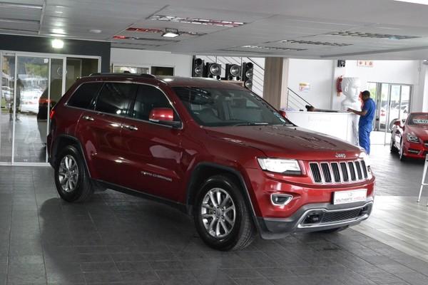 2015 Jeep Grand Cherokee 3.6 Limited Gauteng Roodepoort_0