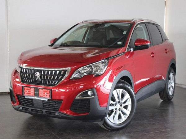 2021 Peugeot 3008 1.6 THP Active Auto Gauteng Boksburg_0