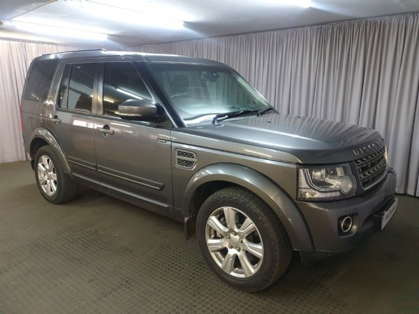 2015 Land Rover Discovery 4 3.0 Tdv6 Se  Gauteng Roodepoort_0