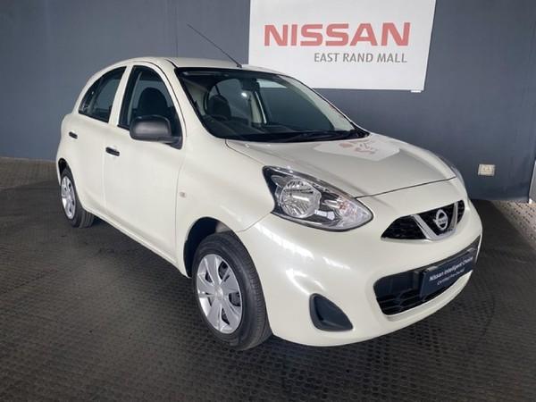 2020 Nissan Micra 1.2 Active Visia Gauteng Johannesburg_0