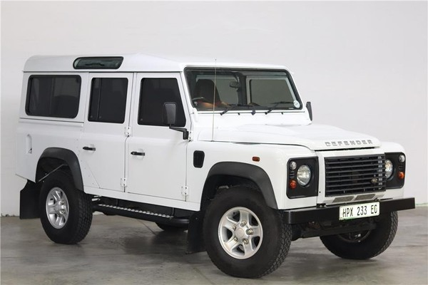 2016 Land Rover Defender 110   2.2d Sw  Eastern Cape Port Elizabeth_0