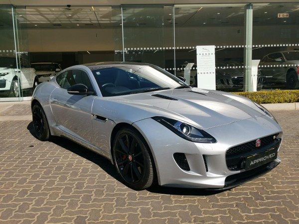 2018 Jaguar F-TYPE S 3.0 V6 Coupe Gauteng Bedfordview_0